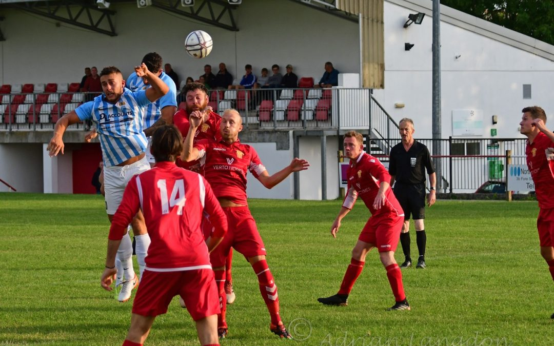 1st Team Pre-Season Friendlies Kick Off