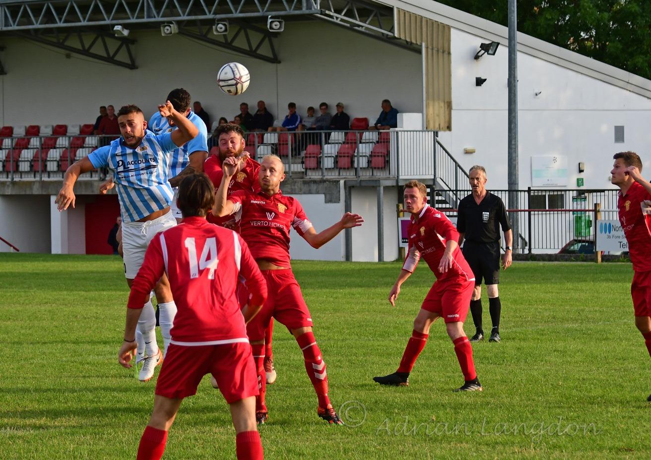 Wadebridge v Godolphin (c) Adrian Langdon