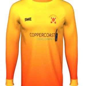 Match Day Goalkeeper Shirt
