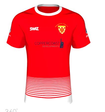 Match Day Home Shirt