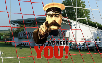 We need you! – Players required for our new Veterans Team