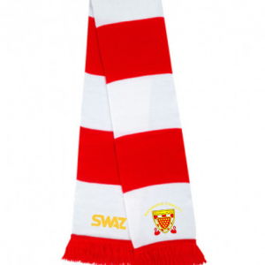 SWAZ Wadebridge Town Supporter's Scarf