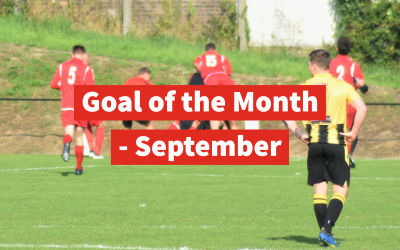 Lewis Prince is crowned winner of our Goal of the Month for September