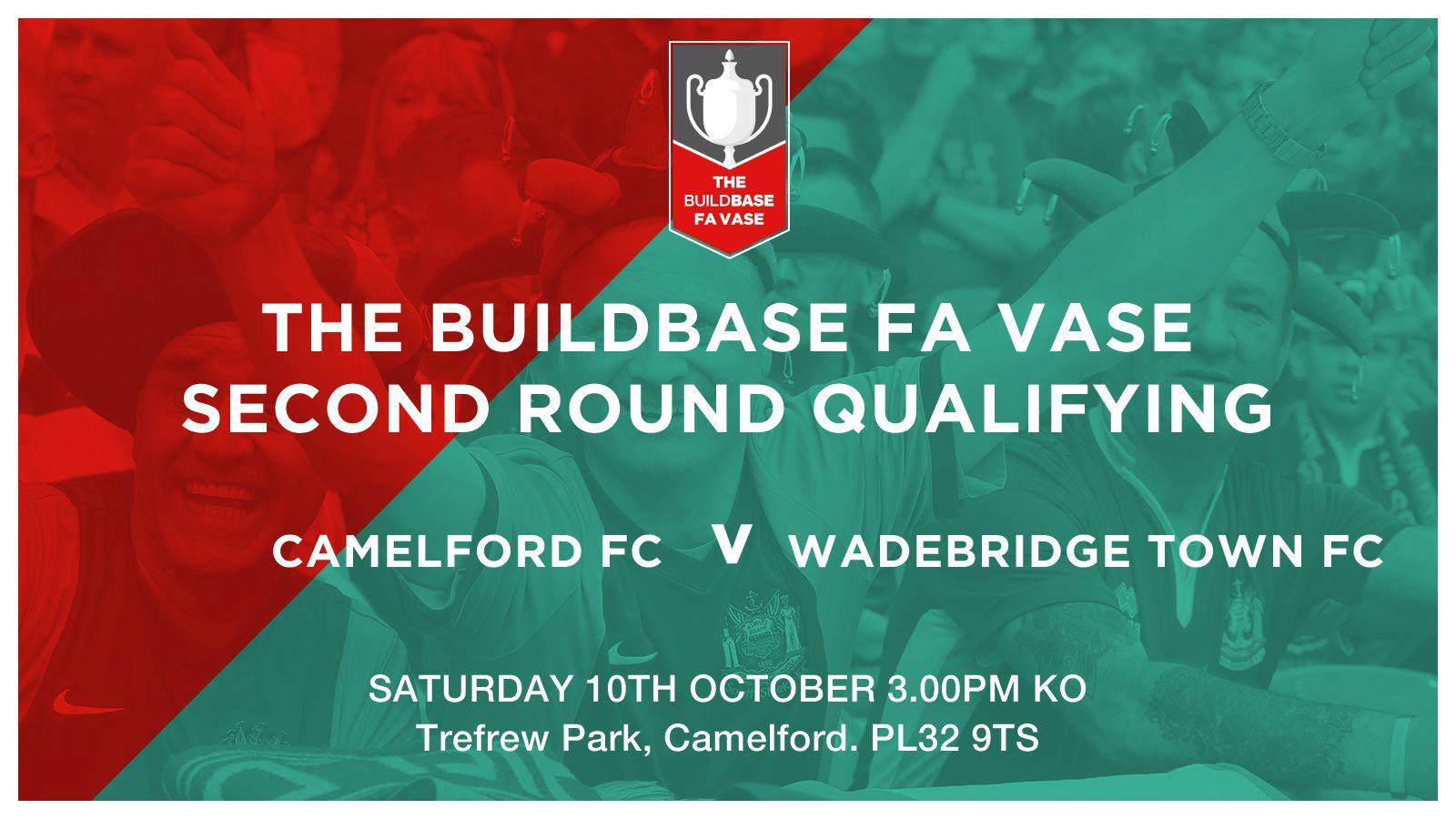 Camelford v Wadebridge - FA Vase 2nd Qualifying Round