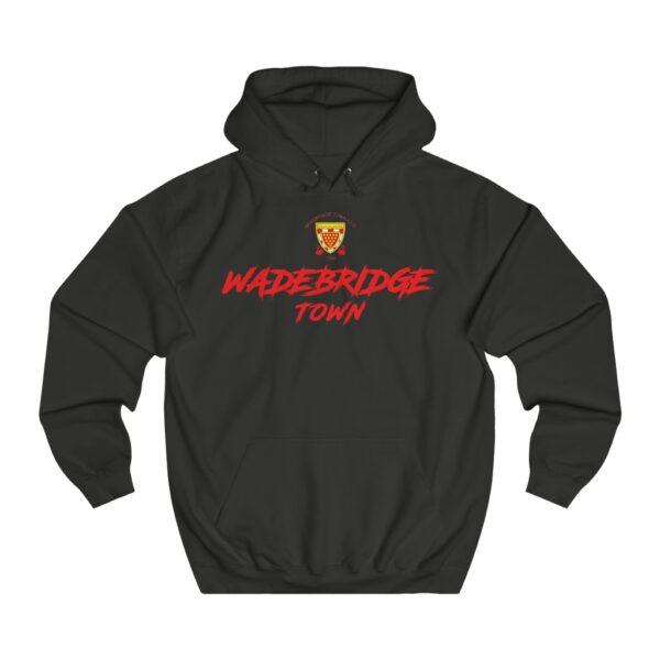 Wadebridge Town Hoodie - Black