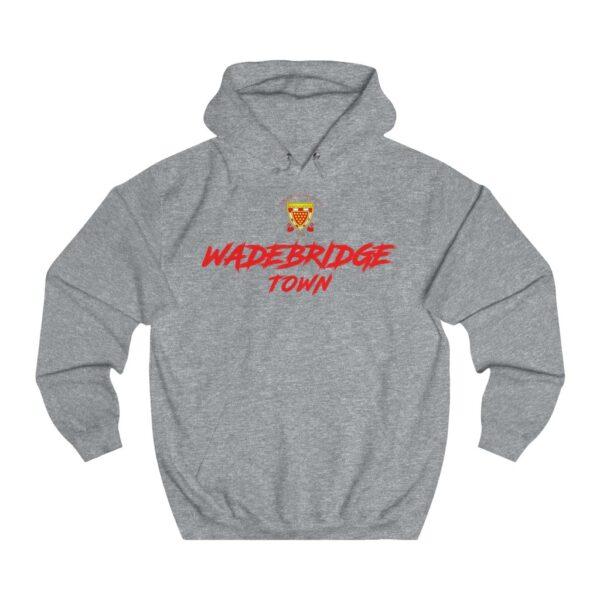 Wadebridge Town Hoodie - Grey