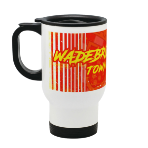Wadebridge Town Stainless Steel Travel Mug