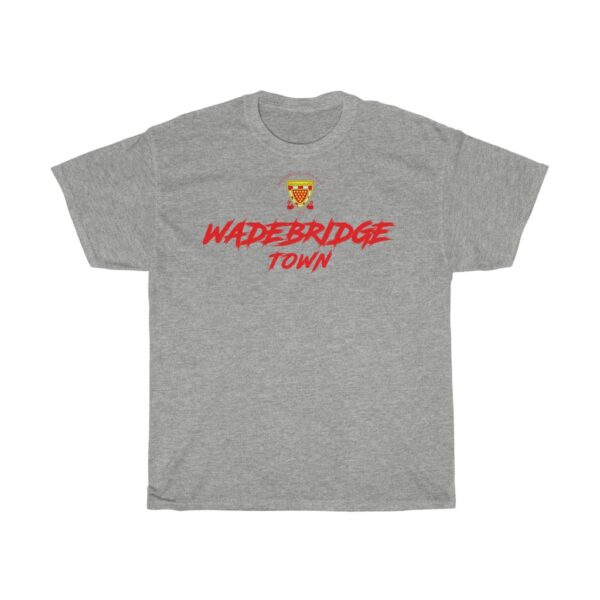 Wadebridge Town T-Shirt - Grey