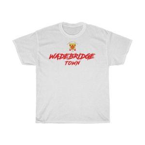 Wadebridge Town T-Shirt - White