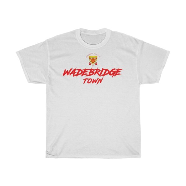 Wadebridge Town T-Shirt - White