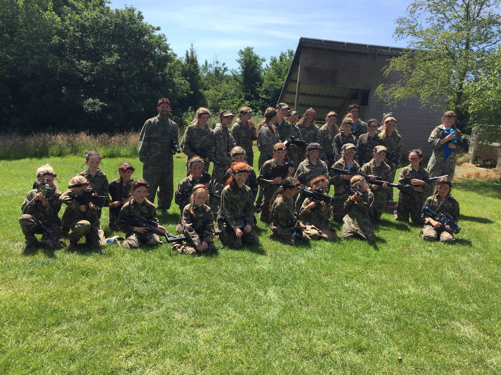 U13 Girls Wolf Cubs