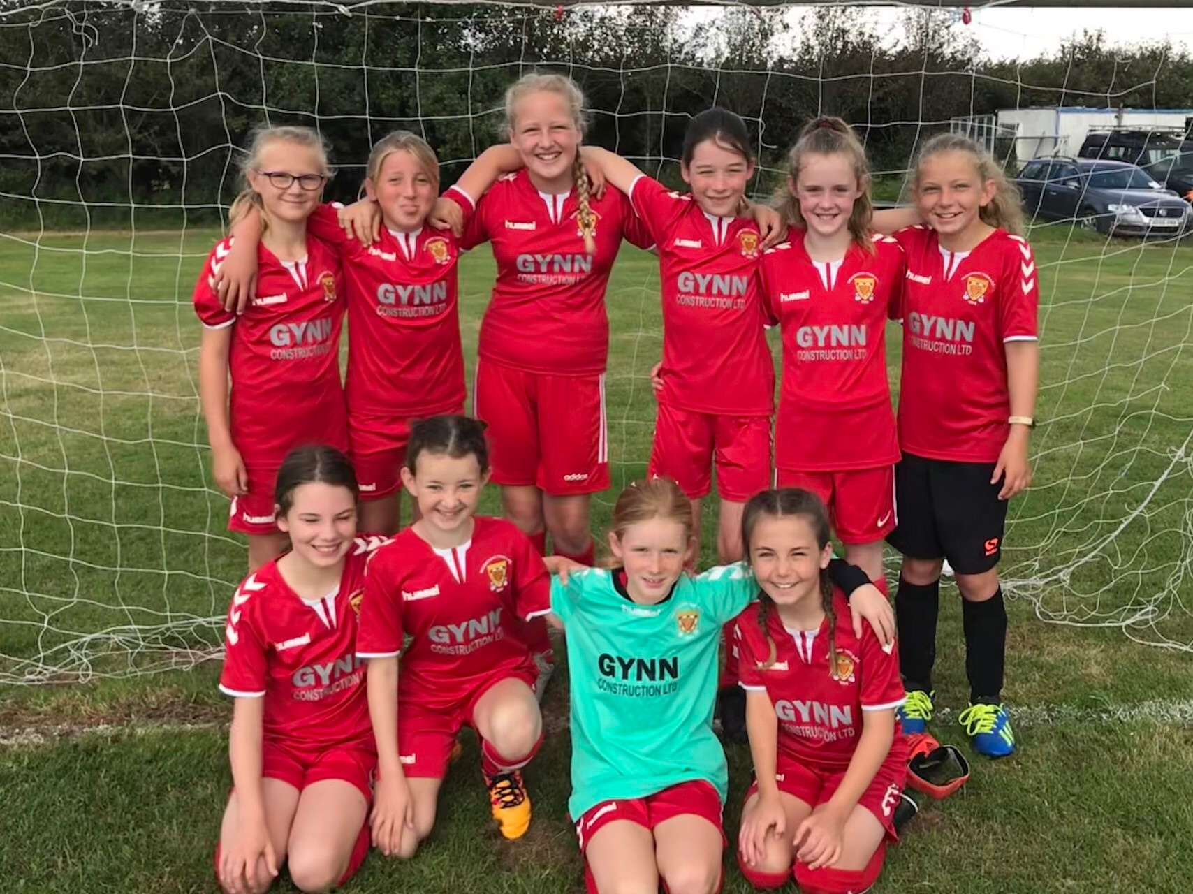U13 Girls Wolf Cubs