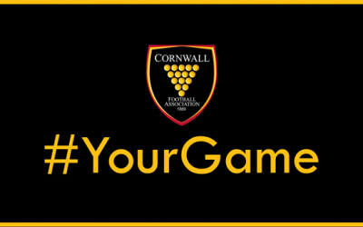 Cornwall FA Launch #YourGame