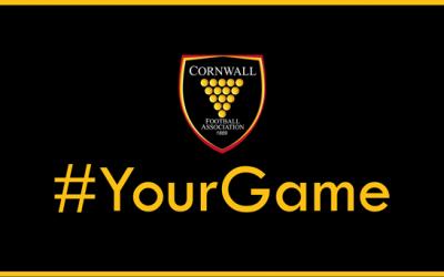 Cornwall FA Launch #YourGame