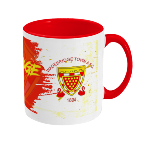 Wadebridge Town Two Toned Mug