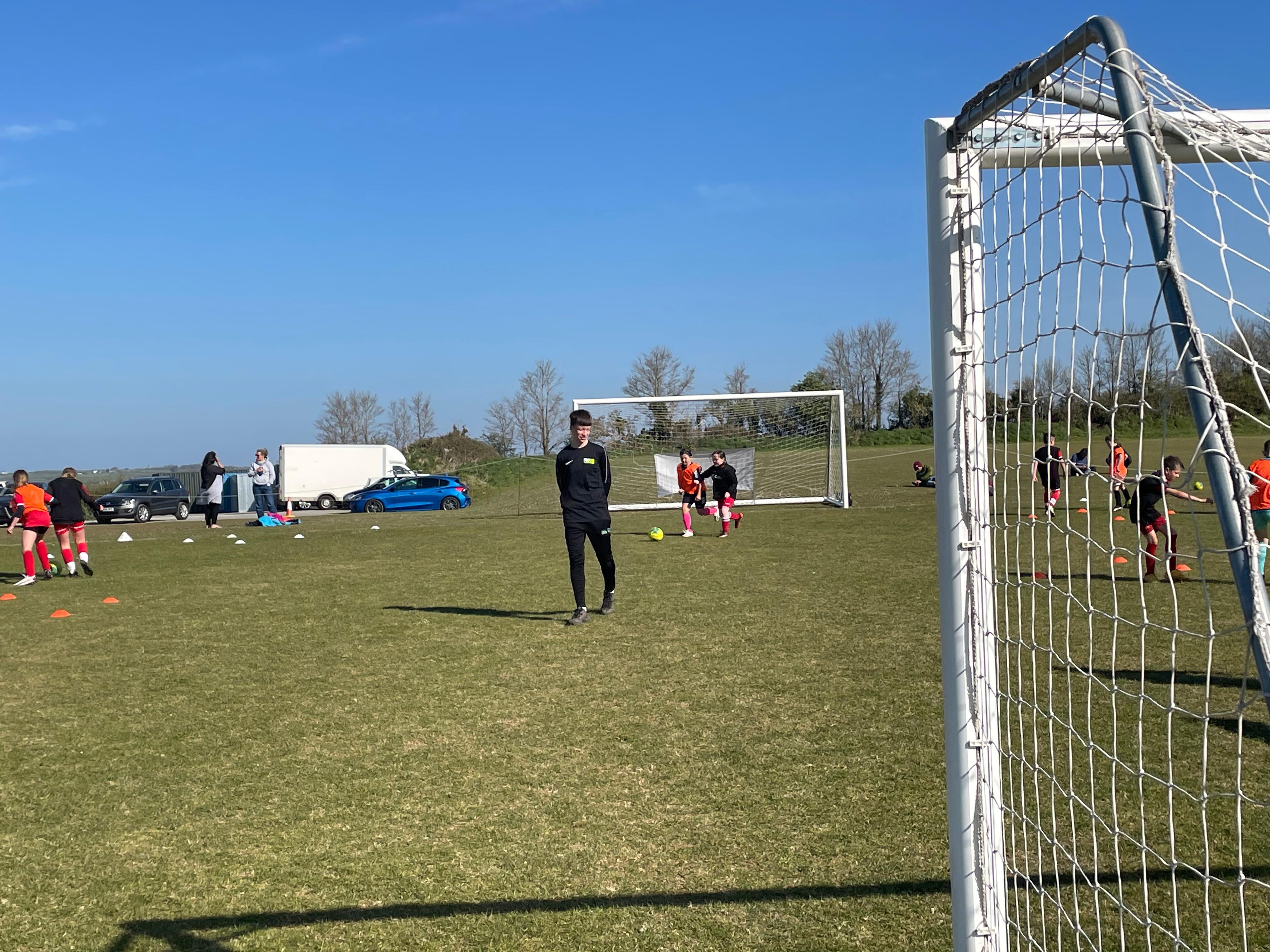 Saturday Morning Centre Kicks Off Partnership with Pro20 Sports Academy