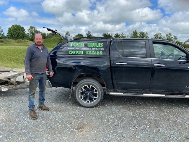 Tom Wills land clearance services