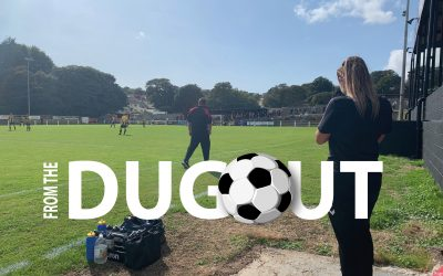 From the Dugout (St Austell Home)