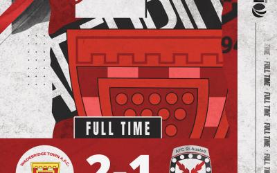 Match Report: Wadebridge Town 2 v 1 St Austell (FA Vase)