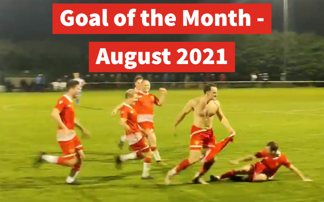Vote for your Goal of the Month for August