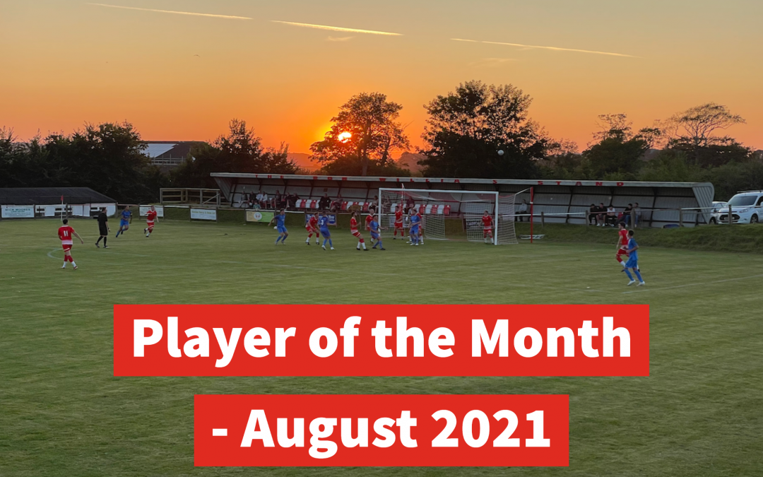 Vote for your Player of the Month for August
