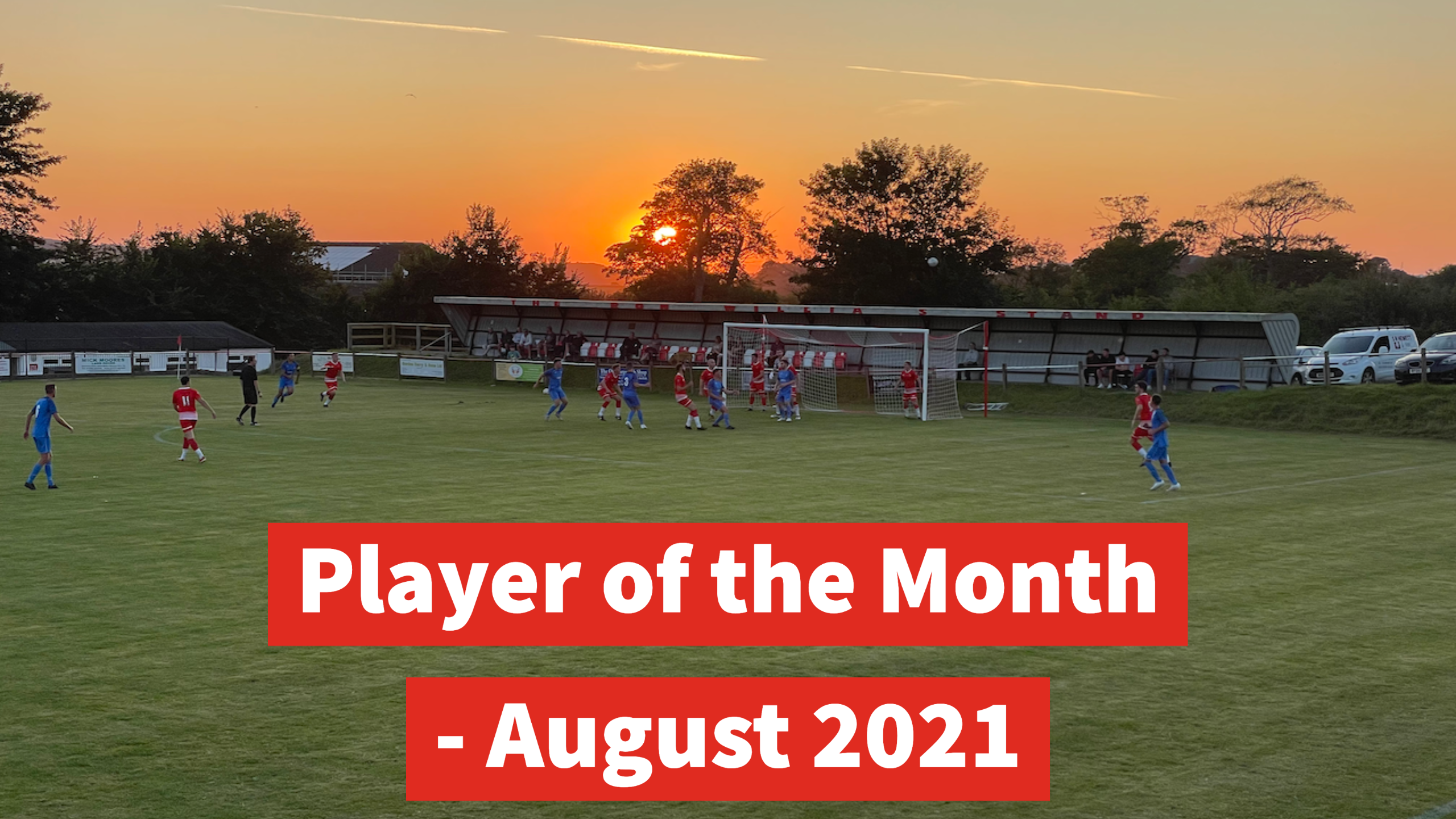 Player of the Month - August 2021
