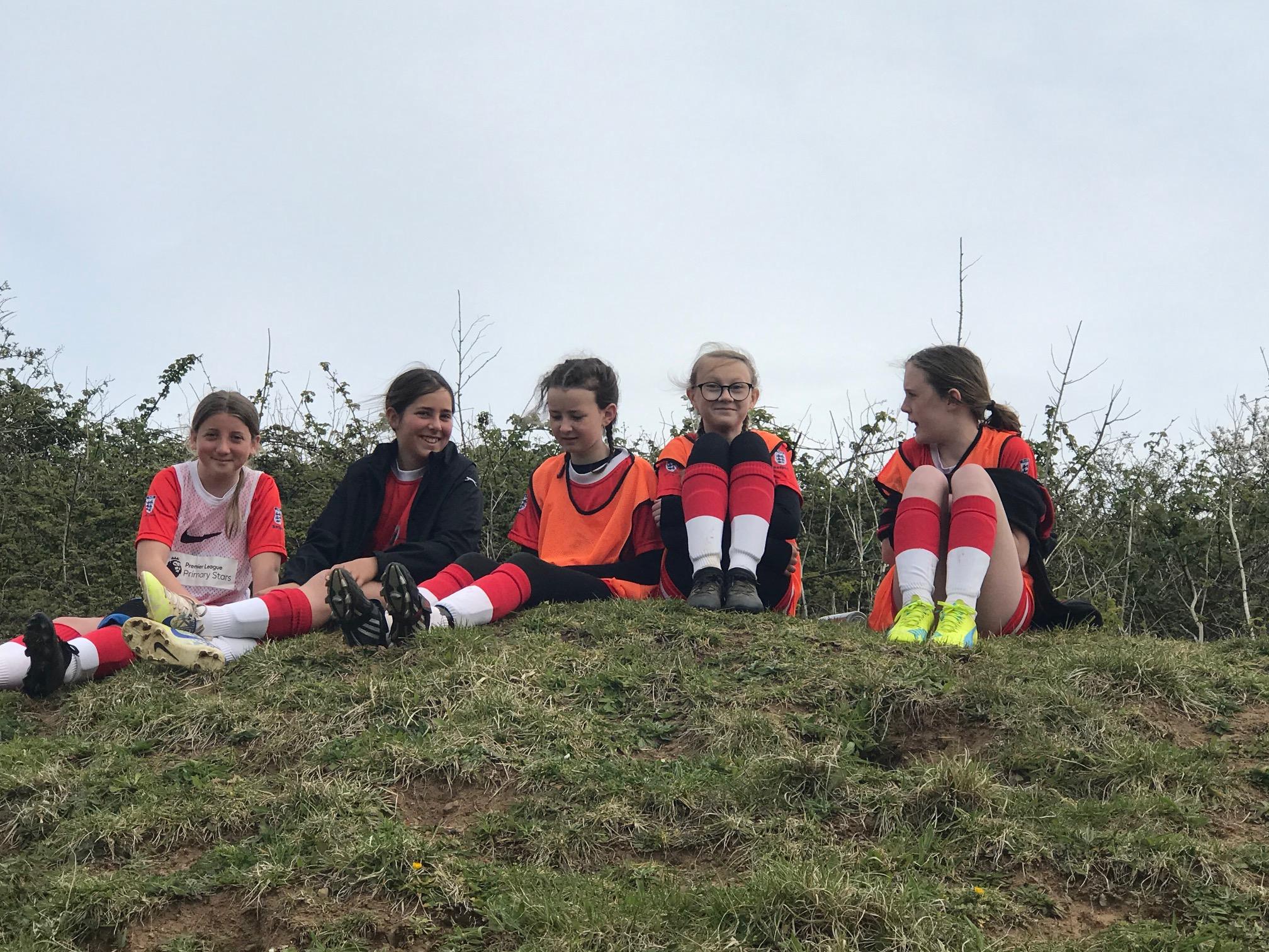 U14 Girls Wolf Cubs