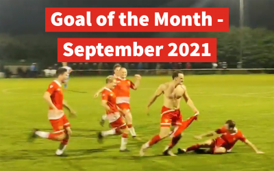 Vote for your Goal of the Month for September