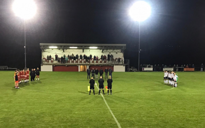Match Report: Wadebridge Town 3 v 0 St Austell
